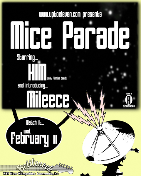 Mice Parade, HIM и Mileece